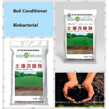 Extração de algas microbianas fertilizante de plantas orgânicas para condicionador de solo