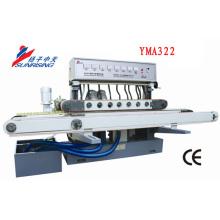 Horizontal Glass Edging Machine with size YMA322