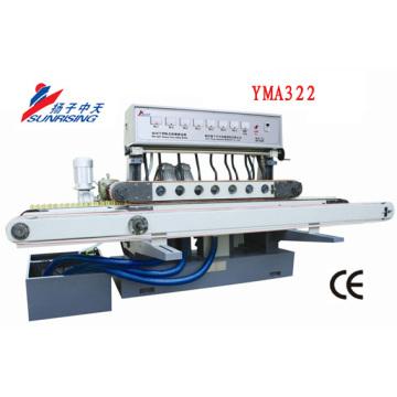 YMA 322 Horizontal máquina de cristal del ribete