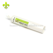 China Supplier gloss coating plastic cosmetic cream tube for skin care