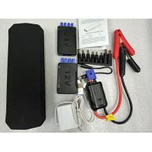 2016 Mini Car Jump Starter 12V до 19V Multi Mobile Источник питания Запустите автомобильное зарядное устройство