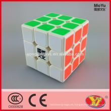 MoYu Aolong v2 profesional cubo buen mecanismo liso torneado rompecabezas mágico