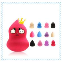 Produits de beauté cosmétiques Blender gratuit Latex lavable éponge