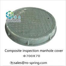Fiberglass FRP GRP Composite Manhole Sewer Cover