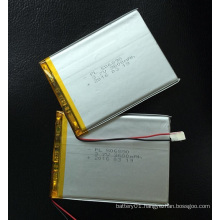 Shenzhen Li-Polymer Battery 3.7V 3600mAh 506890 Li-ion Battery