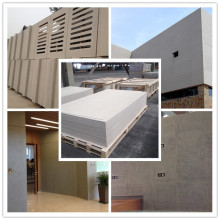 Non Asbestos Fiber Cement Panel for Exterior Wall (thickness 4-30mm)