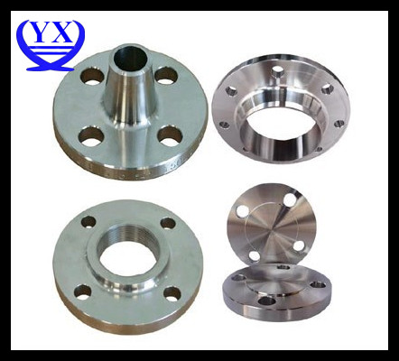 welded neck steel flange