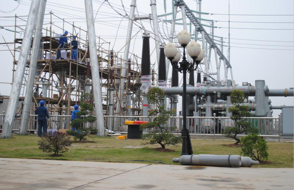 high voltage cable project 2