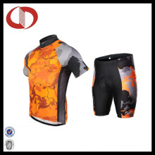 Men New Fashion Printing Cyclisme Suit du fabricant OEM