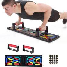 Multi Function Push up Bracket Home Use Chest Foldable Abdominal Assistance Board