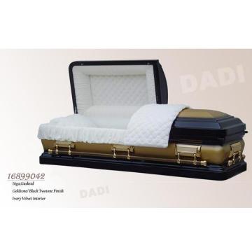 Estilo americano de aço caixão (16899042)