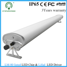 1200mm 40W Epister LED Chips Lifud Adaptador de corriente LED Tri-Proof Light