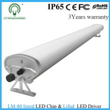 Appareil simple de tube de T8 IP65 LED / lumière de Tri-Proof avec le système de coup