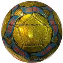 Size 5 Shine Machine Stitched Football Gift