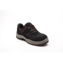 Esportes estilo camurça couro e calçado de segurança de malha (SP1001)