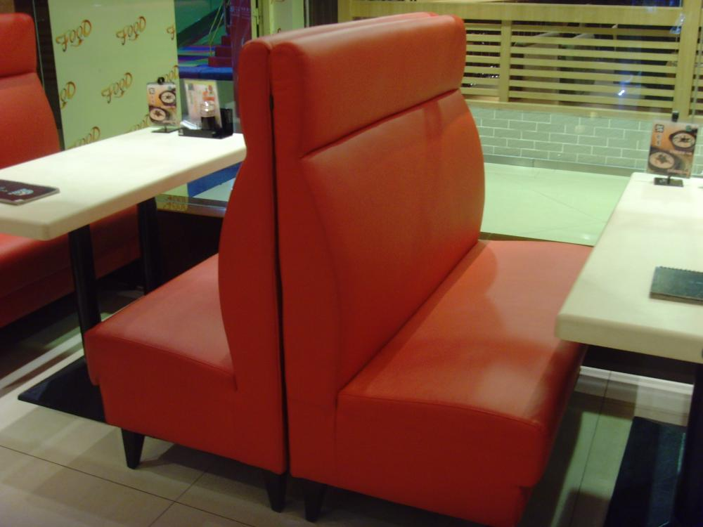 Japanese Restaurant Sofa