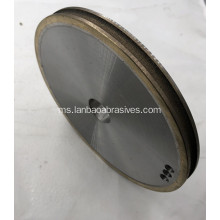 Diamond grinding wheel plain type untuk Glass furniture
