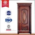 teak wood main door designs with wood carving design for solid wood door