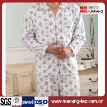 Atacado Cotton Pijamas Tecido