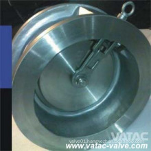 150/300/600lb Dual Plate Wafer Check Valve