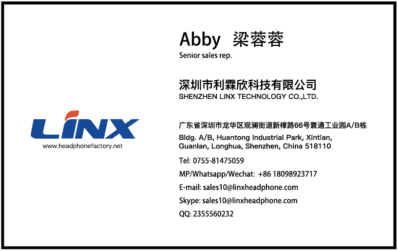 Abby Name Card