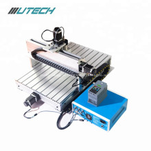 CNC Engraving and Milling Machine T-slot table
