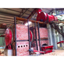 Hot sale Solid waste incineration furnace 1600 centigrade