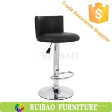 Venta al por mayor PU silla de cuero de bar / taburetes importados de China