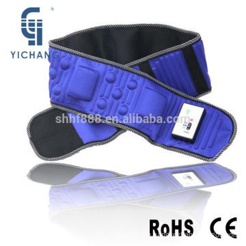Rechargeable battery vibra fitness as seen on tv massage vibration plate slimming belt