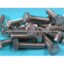Hastelloy Fasteners/Hastelloy C4/22/276 Bolt with Nut and Washer
