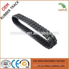 180X72X40 Rubber Track Rubber Crawler