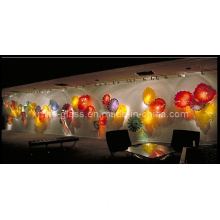Murno Glass Wall Lighting Art for Home and Hotel Decoration