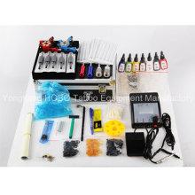 Kits professionnels de tatouage avec l'alimentation d'accessoires d'armes à feu de machines de tatouage