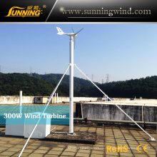 300Вт умный микро-ветровой турбины