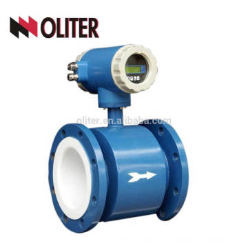 IP65 IP67 IP68 waterproof conducting liquid electromagnetic water flow meter