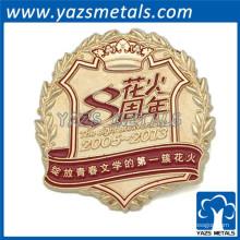 custom design gift metal coin avec nom pour les ventes