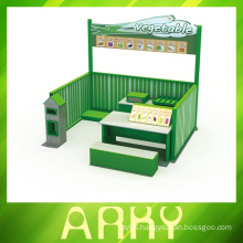 Vegetable Market Game Play House