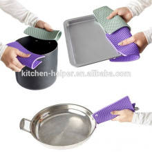 High Quality Non-toxic Silicone Tableware Insulation Pad Pot Holder Insulation Mat