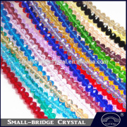 Cheaper Loose Rondelle Beads Mix Color Crystal Jewelry