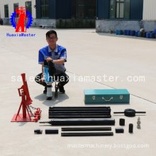 QTZ-3D Electric Soil Sampling Drilling Rig Earth Sample Without The Use Of Water