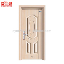 hot sell steel men door design anti thief door with hinge