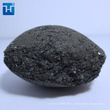 Производитель высококачественного кремния брикет/мяч/шлак alibaba Китай