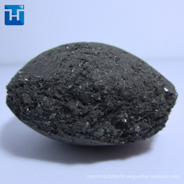 Manufacturer of High Quality Silicon Briquette/Ball/Slag Alibaba China
