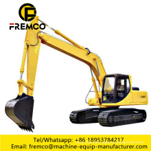27 Ton Excavator With Long Reach Boom
