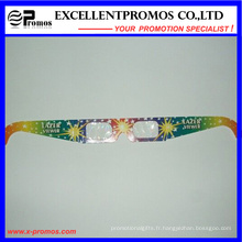Hot Sale Cardboard Paper Fireworks Lunettes 3D (EP-G58404)
