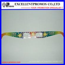 Venda quente de papelão papel Fireworks 3D óculos (EP-G58404)