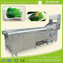 Máquina de blanqueo industrial de verduras / mariscos PT-2000