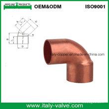 45 Degree Copper Pipe Elbow (AV8006)