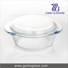 Microwave Oven Safe Glass Bowl with Lid