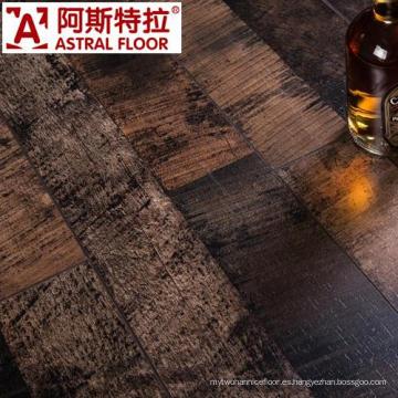 E0 AC3 impermeable suelo laminado HDF